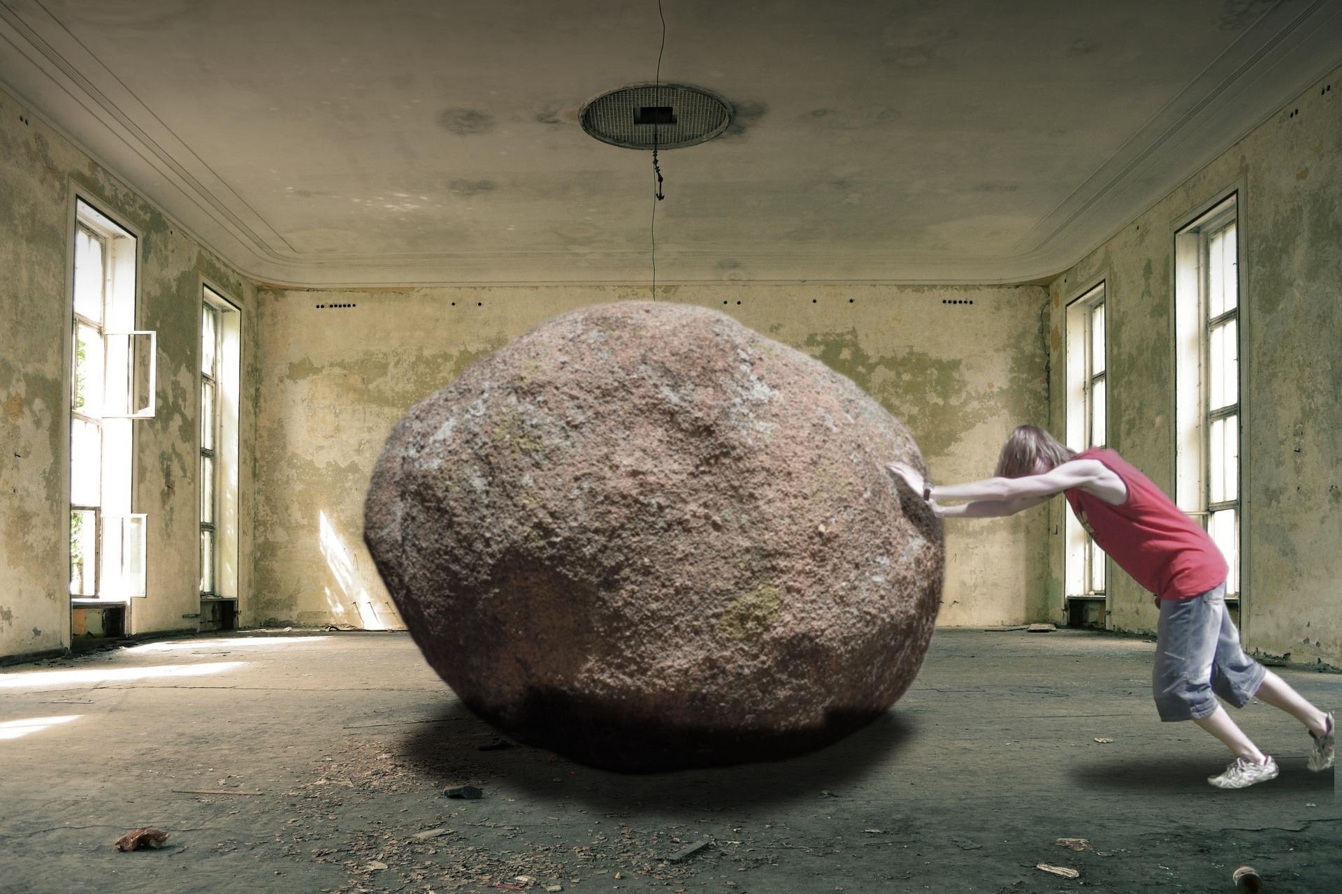 Hårdt  arbejde alene skaber ikke succes! Her er hvad du kan gøre i stedet